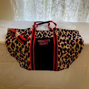 Victoria Secret Print  Tote